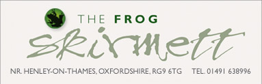 The Frog At Skirmett - NR Henley-On-Thames, Oxfordshire, RG9 6TG Telephone: 01491 638 996